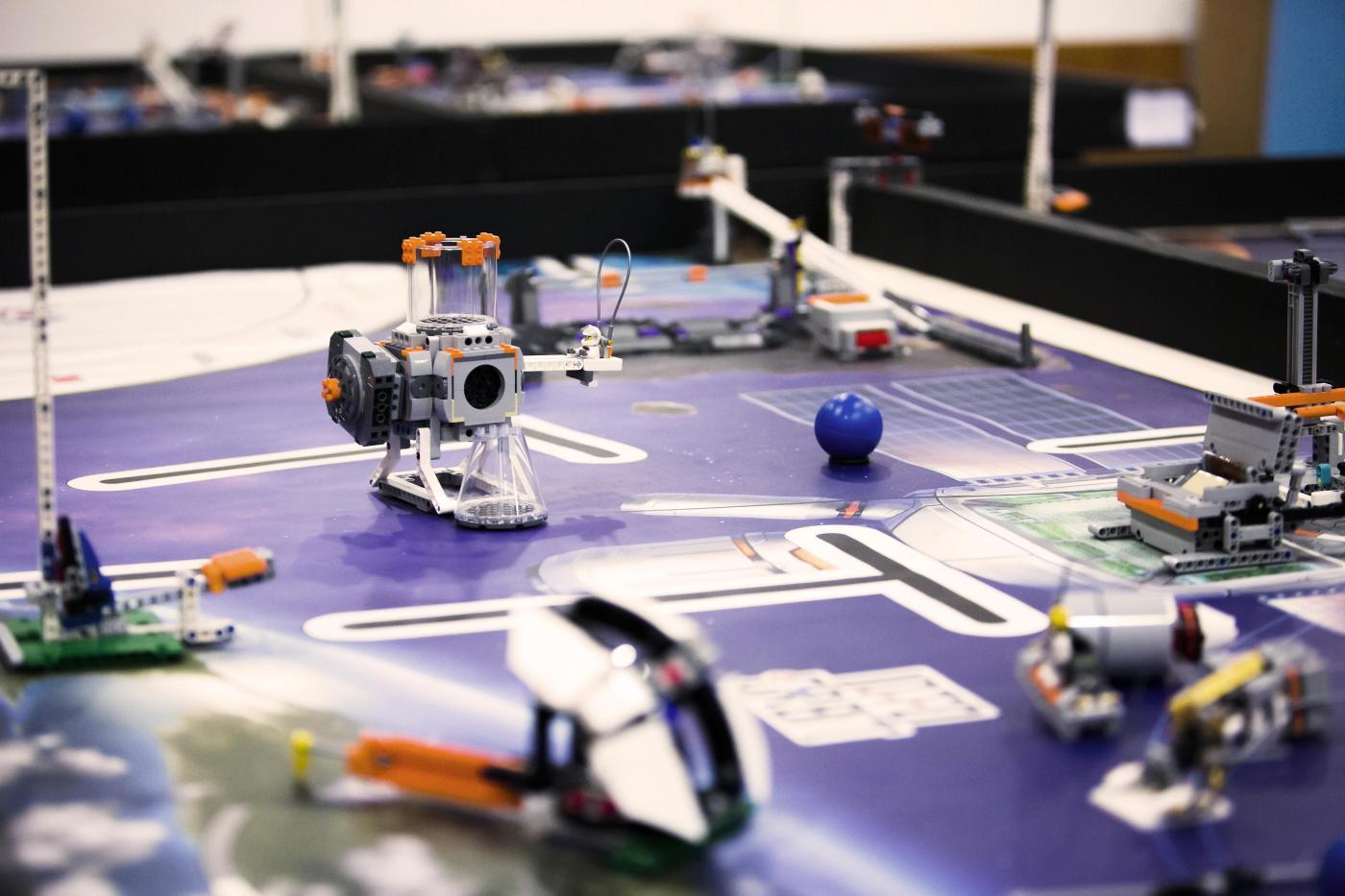 First Lego League elimination round held in La Salle-URL a