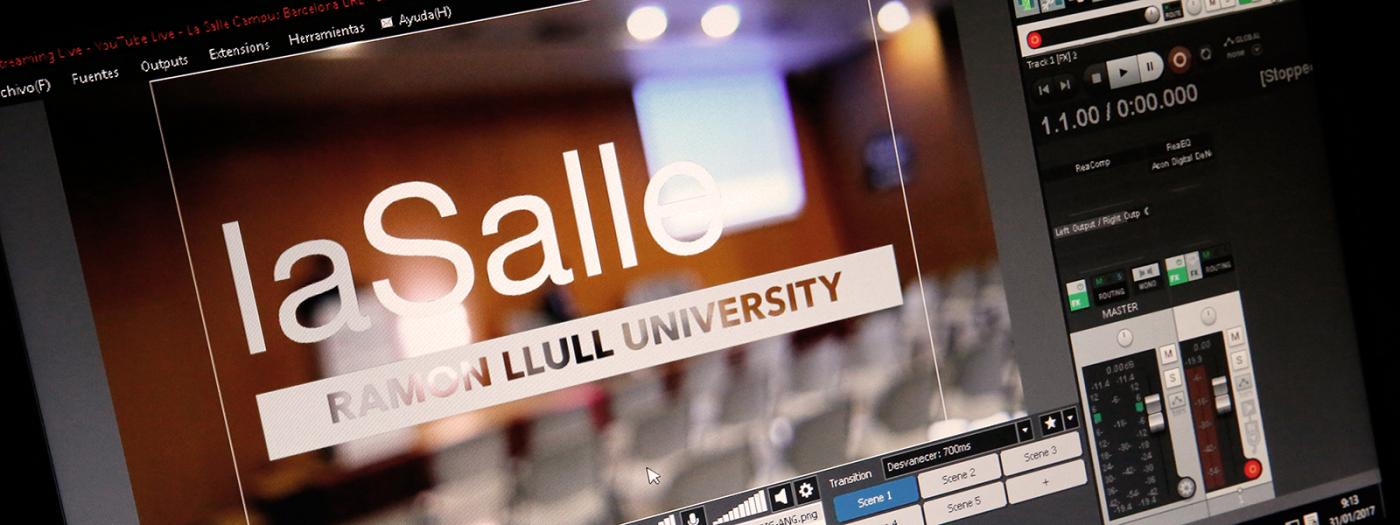 La Salle Url Collaborates With Sant Joan De Déu In Its I Congress Of Solidarity La Salle Campus Barcelona